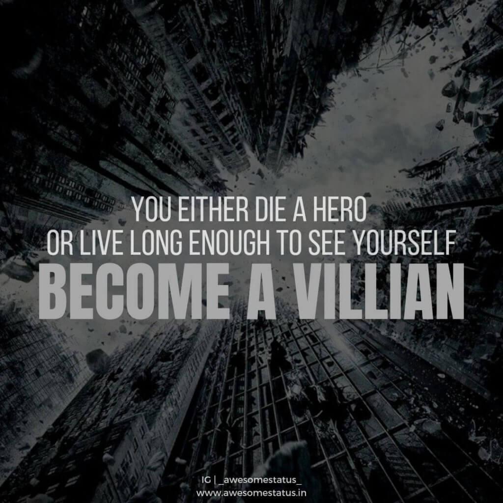 batman quote dp