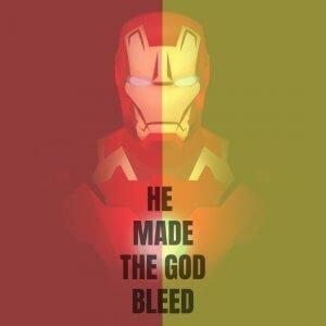 iron man dp for whatsapp