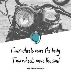 whatsapp dp bike