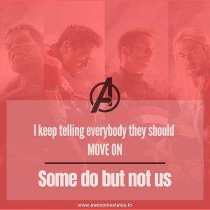 Avengers whatsapp dp