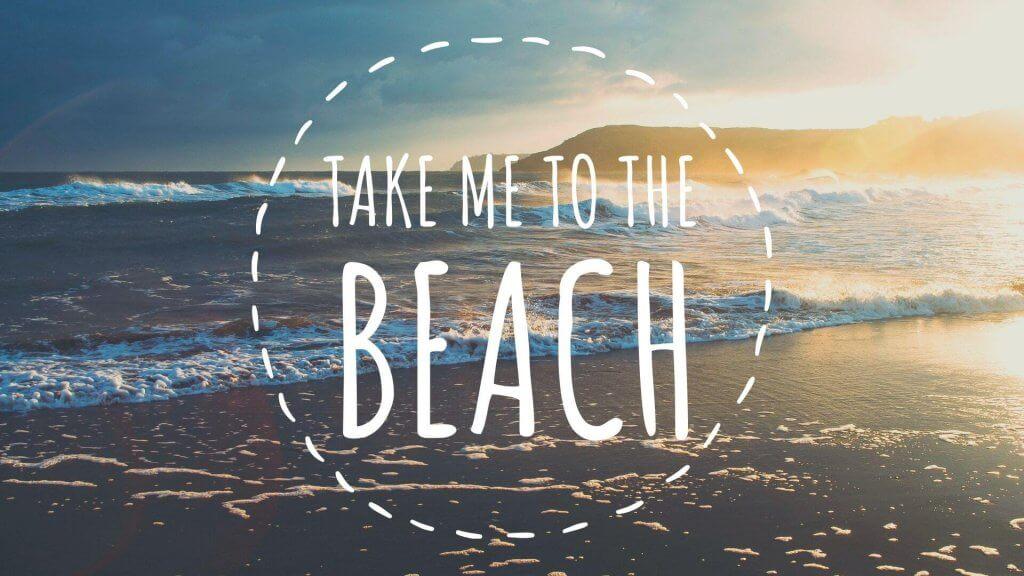 Beach status