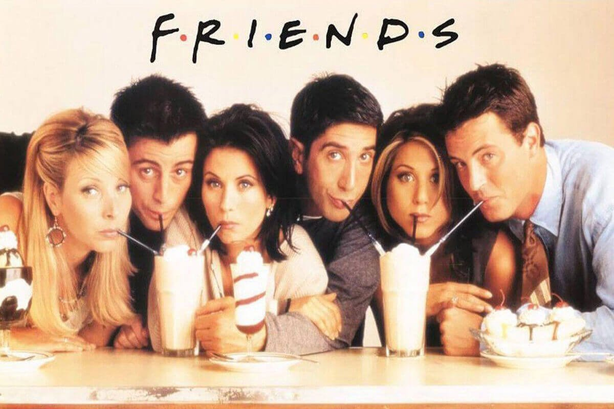 Friends Series Quotes