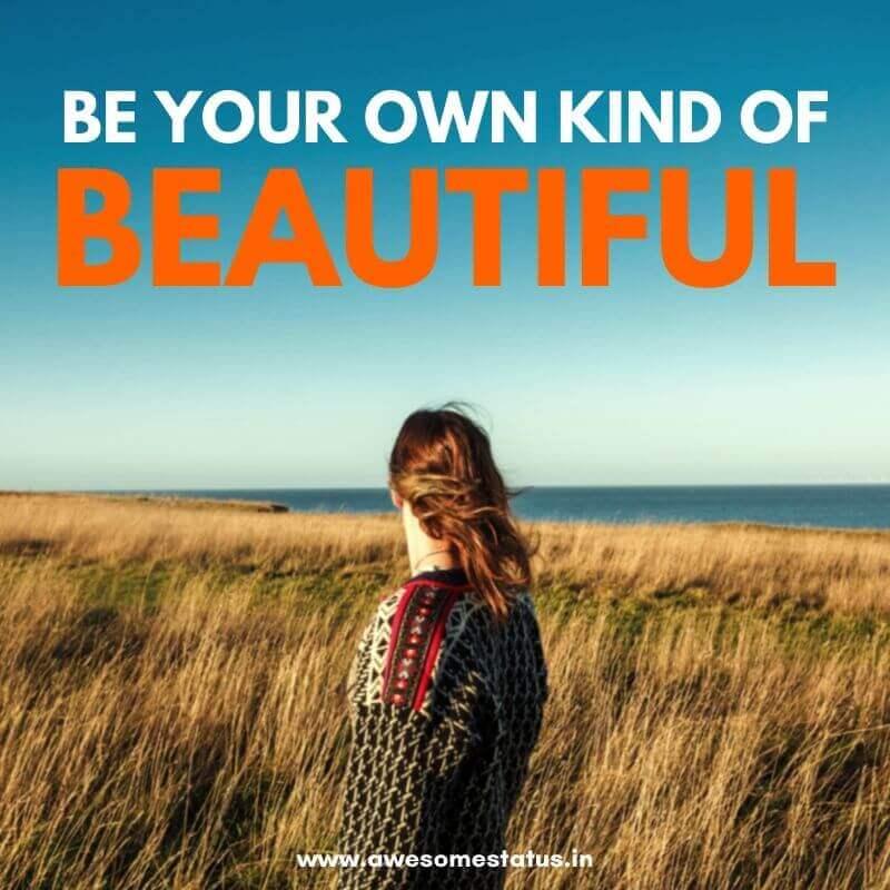 be beautuiful